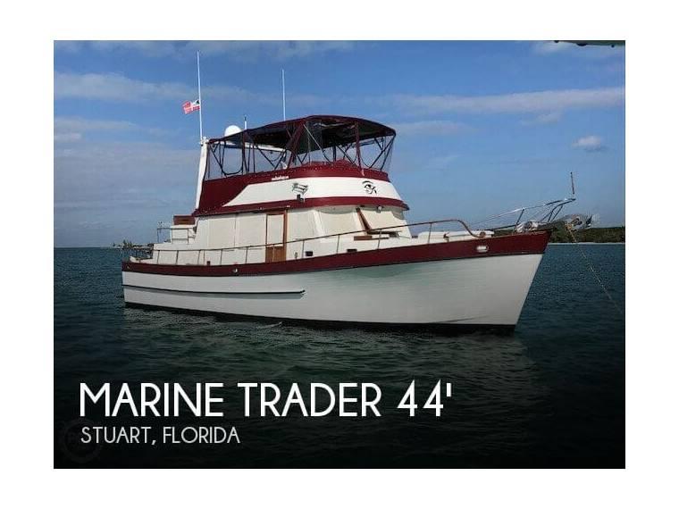 44 Long Range Cruiser