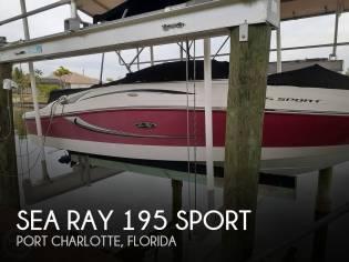Sea Ray 195 Sport
