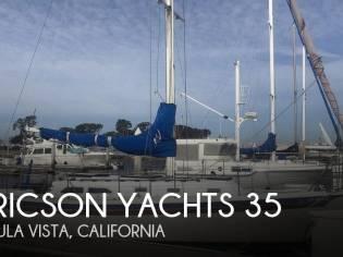 Ericson Yachts 35