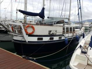 Motovelero oceanico Lauwersmeer kotter 13.50