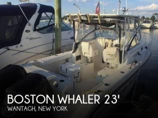 Boston Whaler 23
