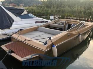 Custom Tecnomar benetti offshore 37