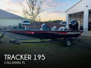 Tracker Pro 195 Series