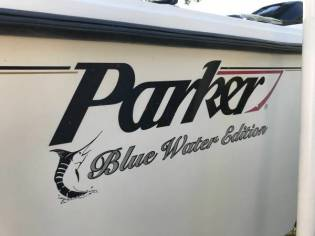 2001 2501 Parker Blue water edition w 250s