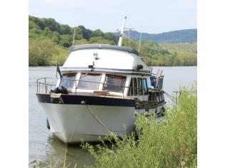 Edership 36 S Trawler Motoyacht technisch OK(TK)
