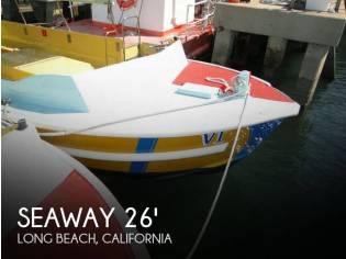 Seaway Boats Company Custom 26' Water Taxi