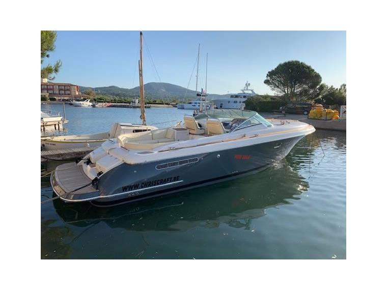 Chris-Craft Corsair 36 en Francia | Embarcaciones de crucero