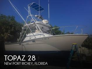 Topaz 28 Sportfish