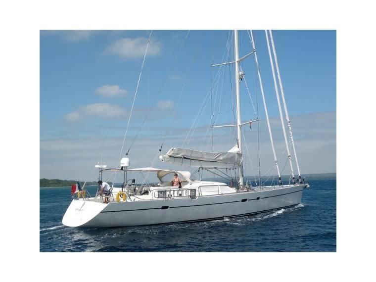 Garcia 86qr en port navy service veleros de crucero de - Navy service port saint louis du rhone ...