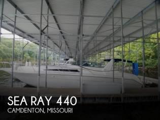 Sea Ray 420/440 Sundancer