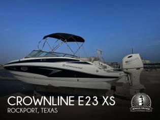 Crownline E23 XS