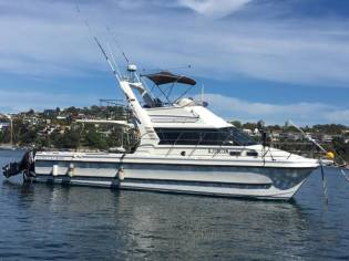 Noosa Cat 3900 Sports Fisher