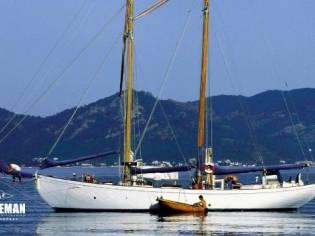 Fred Shepherd Staysail Schooner