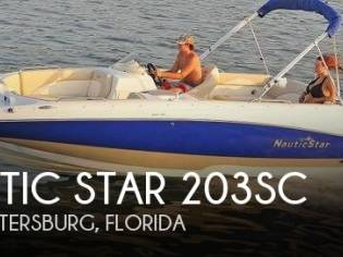 Nautic Star 203 SC