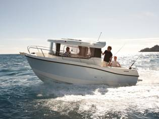Quicksilver 675 Pilothouse