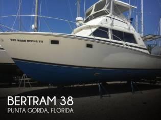 Bertram 38 Mark III Convertible