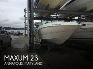 Maxum 23