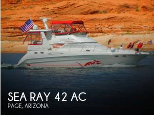 Sea Ray 42 AC