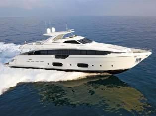 Ferretti Yachts 960 Rph