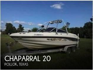 Chaparral 20