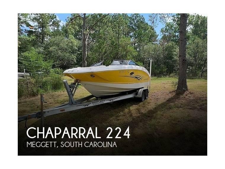 Chaparral 224 Sunesta