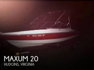 Maxum 20