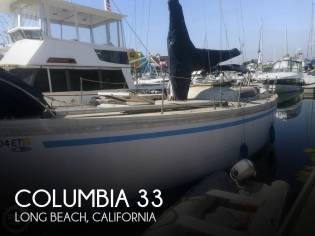 Columbia 34 MKII