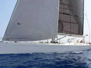 Composite works 90' sloop