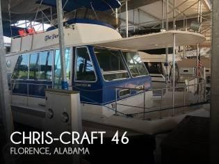 Chris-Craft 46 Aqua Home