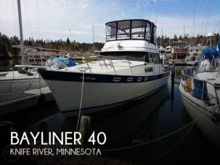 Bayliner 3870 Explorer