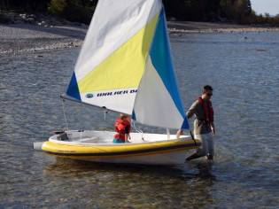 Walker Bay Breeze HYPALON 10