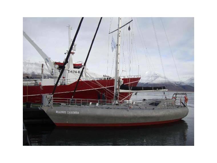 Custom Exploration Vessel