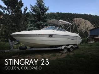 Stingray 240 LR