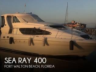 Sea Ray 40 Motor Yacht