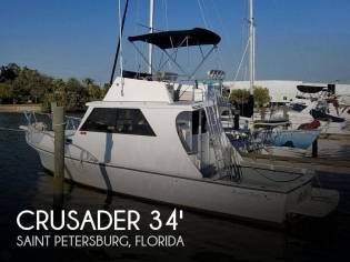 Crusader 34 Sportfish