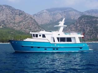 Mayra Yachts Trawler
