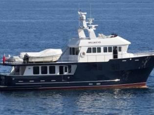 Northern Marine 84 Expedition Yacht