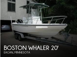 Boston Whaler Outrage 20 CC