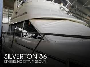 Silverton 34 MY