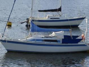 Dehler 25 Lifting Keel