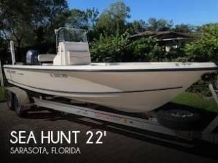 Sea Hunt 22 Navigator