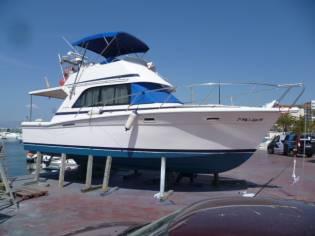 Riviera 33 Flybridge