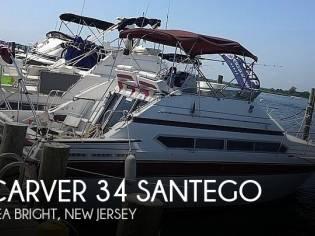 Carver 34 Santego