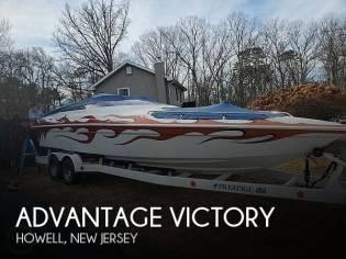 Advantage 27 Victory
