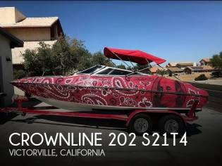 Crownline 202