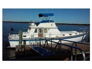 43 Gulfstar Trawler