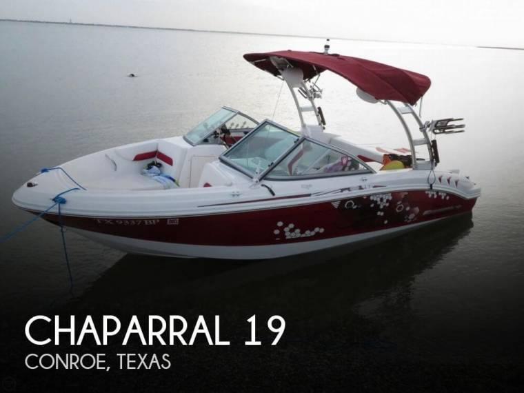 Chaparral H2O 19 Sport