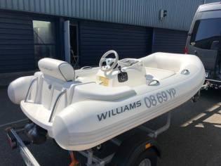 Williams Jet Tenders 285 Turbojet