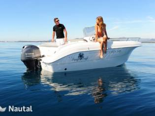 Pacific Craft 545 Open