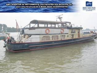 Deutscher Werftbau (DE) - Patroullienboot